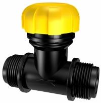Кран водопроводный КВ-20М